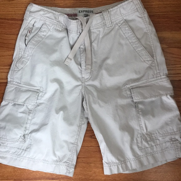 29d8256a0d Express Other - Men's Express cargo shorts